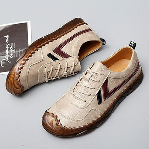 Lucklucy Men Comfortable Breathable Casual Shoes