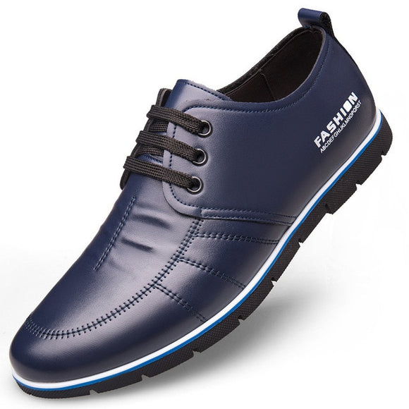 Men England Trend Casual Leisure Shoes