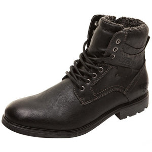 Men Autumn Winter Retro Style Ankle Boots