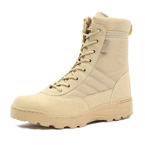 Men's Boots Desert Tactical Military Boots