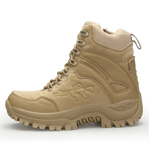 Men's Military Combat Tactical Big Size Boot