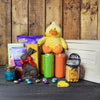 Richview Easter Beer & Snacks Basket, Easter gift baskets, beer gift baskets, gourmet gift baskets, gift baskets, holiday gift baskets