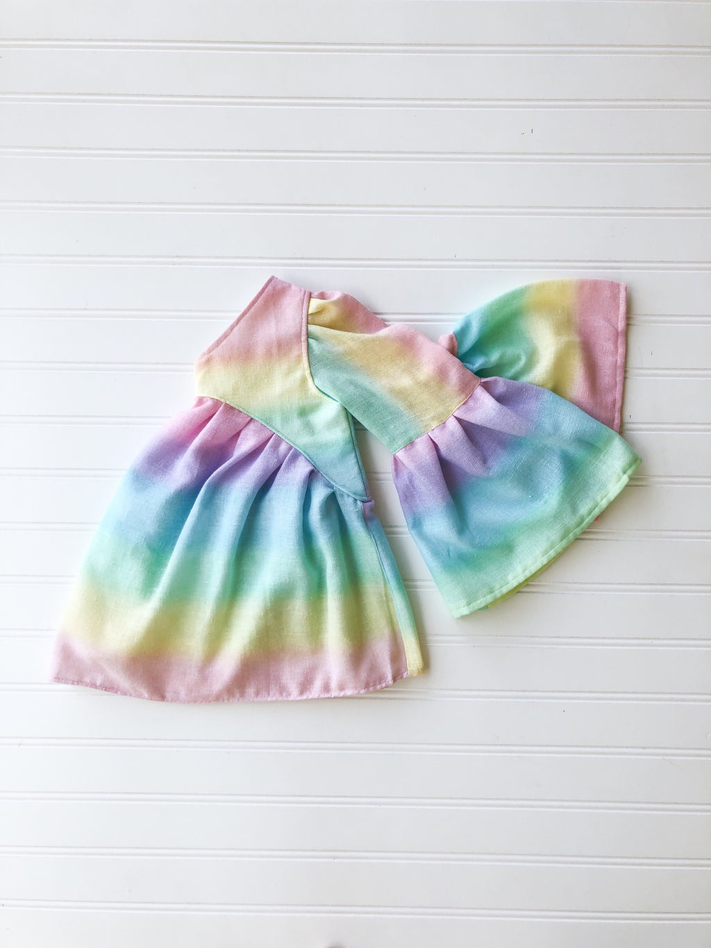 {winslow} in vintage ombre // available in blouse // made to order
