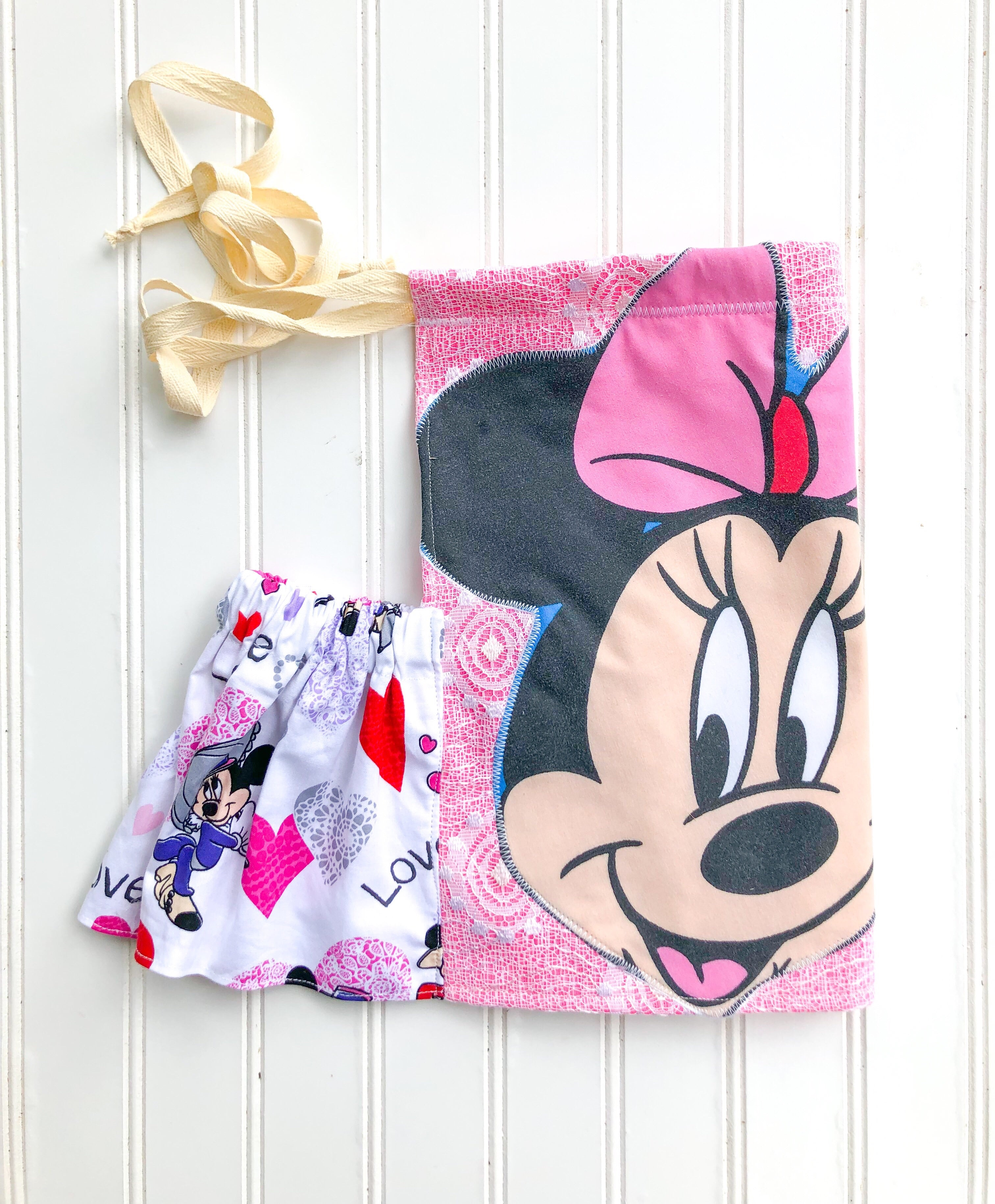 whimsical halter minnie || size 5 (ready to ship)
