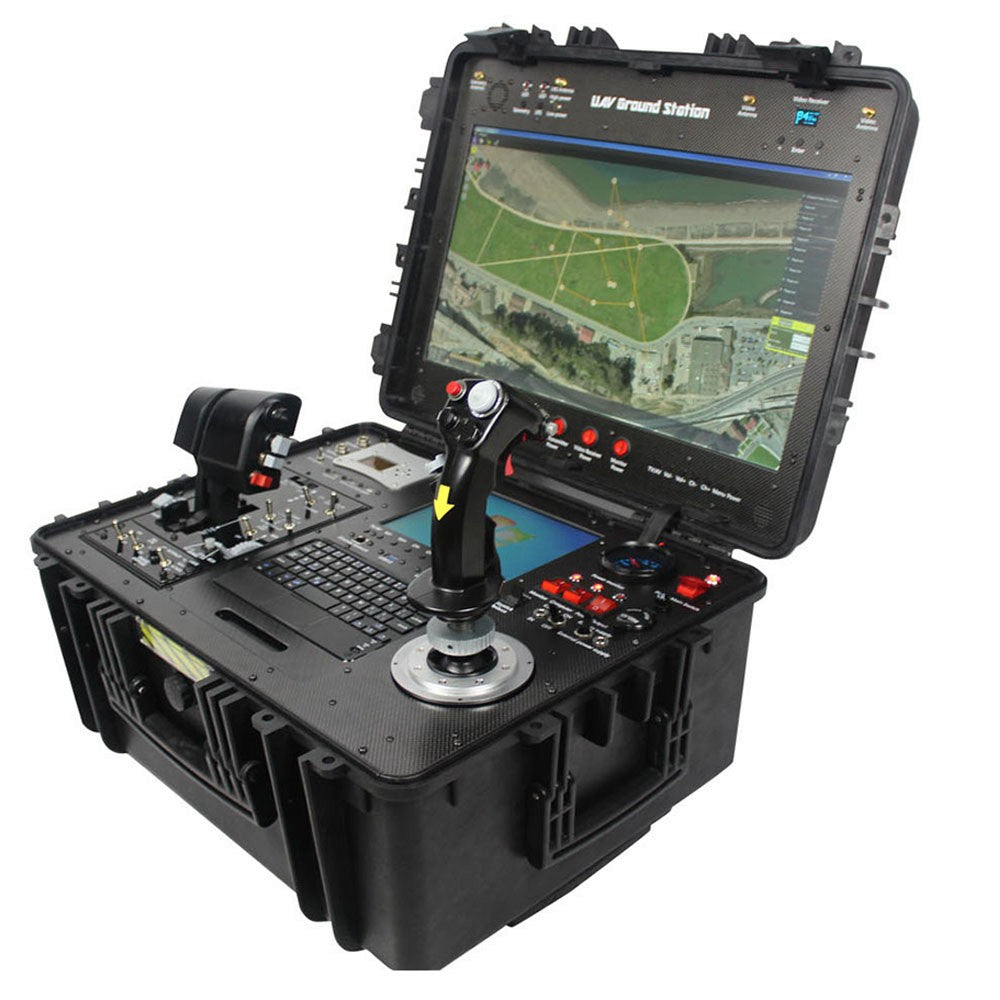 UAV Ground Control Station-Powerful Tools for Commerial and Indurital UAV Pilots