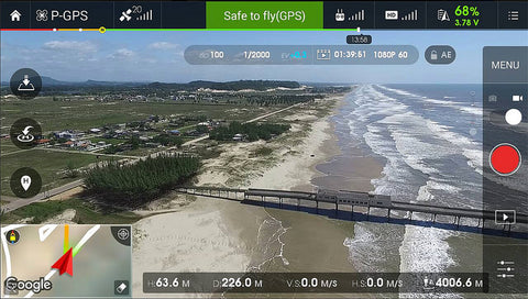 UAV Ground Control Station-Powerful Tools for Commerial and