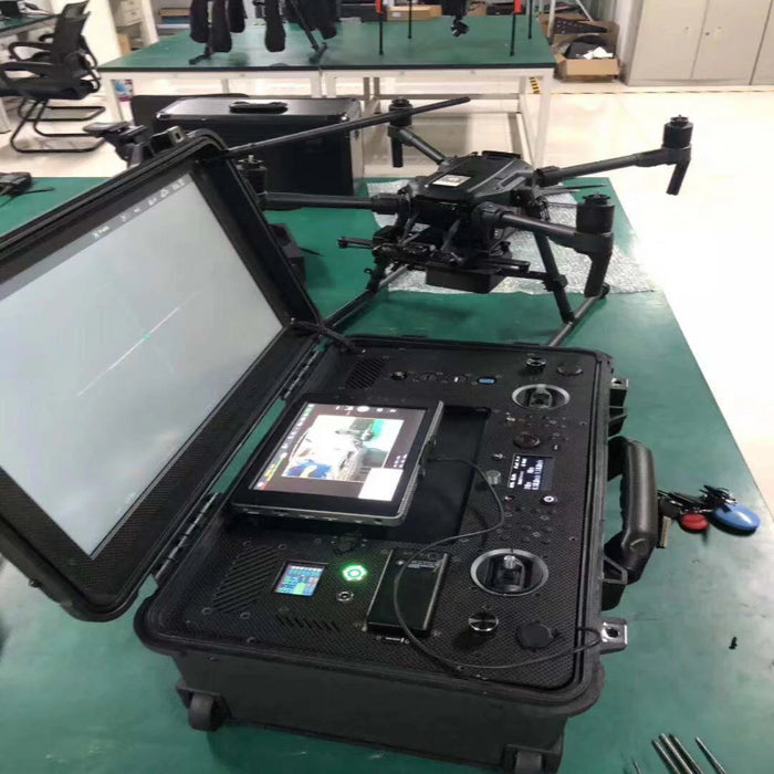 UAV Ground Control Station for DJI Inspire 2 and M200 Series - Unmanned RC