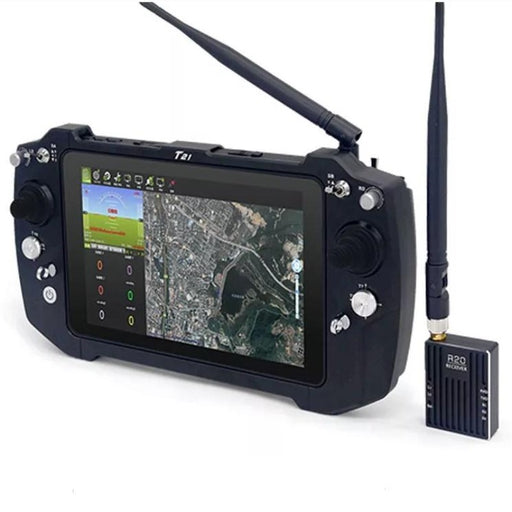 T21 Industrial Hand-held Ground Control Station for UAS - Unmanned RC