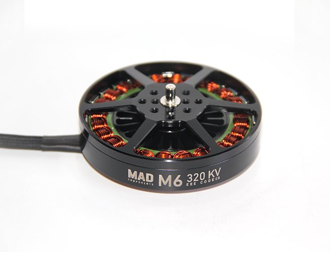 MAD Antimatter M6C06 EEE Drone Motor - Unmanned RC