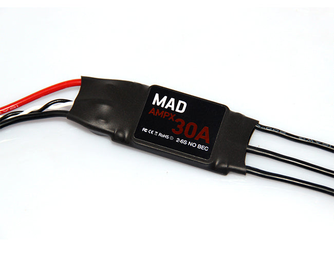 MAD AMPX ESC 30A Xcopter (2-6S) - Unmanned RC