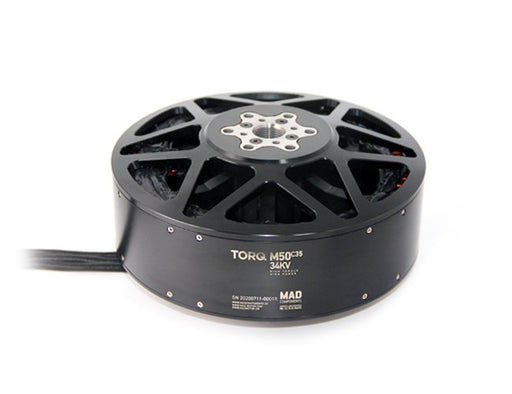 MAD TORQ M50C35 PRO EEE Heavy Lift Manned Drone Motor Max Thurst 91KG - Unmanned RC