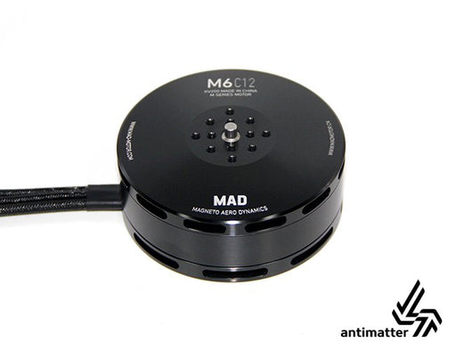 MAD Antimatter M6C12 IPE Drone Motor - Unmanned RC