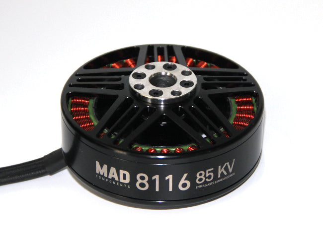MAD 8116 EEE Heavy Lifting UAV Brushless Motor - Unmanned RC
