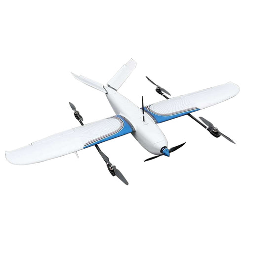 Dragon VTOL Plane For Drone Mapping and Topography - Unmanned RC