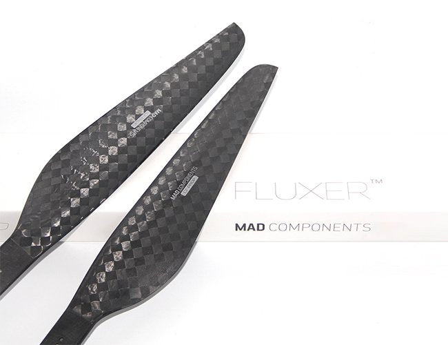 FLUXER Ultralight CF Propellers 24X7.2 Inch - Unmanned RC