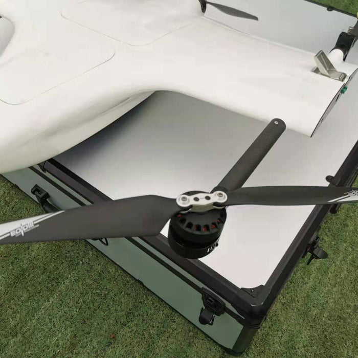 Swift Full Composite Material VTOL Mapping UAV - Unmanned RC