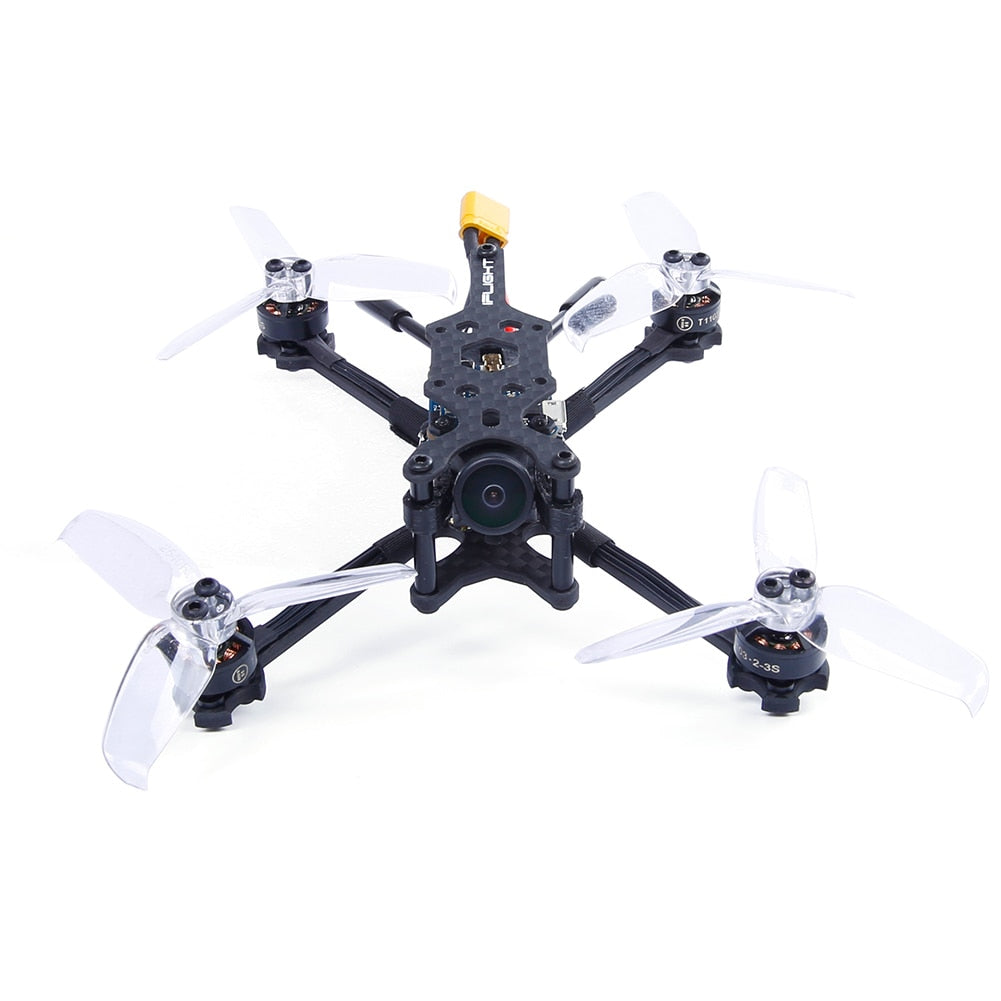 New Design 120mm/4.7 Inch Micro Racing FPV Drone - Unmanned RC