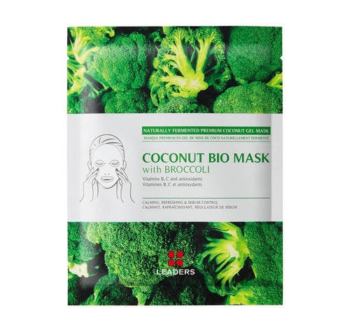 Coconut Bio Mask with Broccoli
