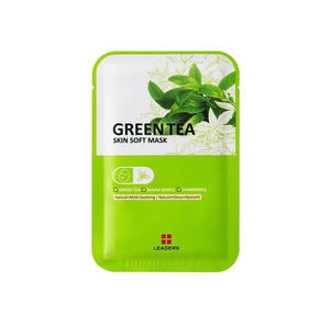 Green Tea Skin Soft Mask