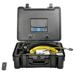 TVBTECH 3199F Drain/pipe Inspection Camera System with 30m (or 20m, 40m) cable