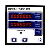 Rishabh Dual Source Energy Meter - EM3490DS