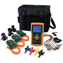 Extech 382100 Power Analyser