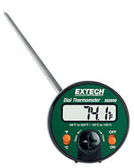 Extech 392050 Penetration Stem Dial Thermometer