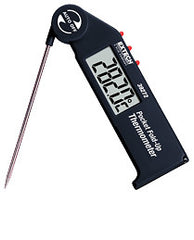 Extech 39272 Pocket Fold up Thermometer with Adjustable Probe
