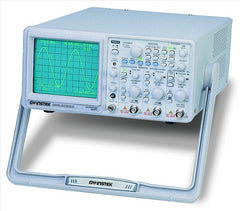 GW GRS-6032A Real-Time & Digital Storage Oscilloscopes