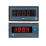 "Rishabh 4 1/2 digit 1"" display AC Ammeter/Volt Meter"