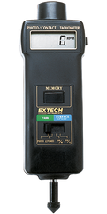 Extech 461895 Combination Contact/Photo Tachometer