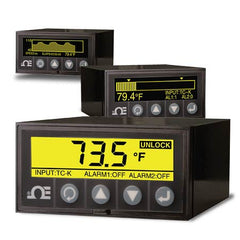 Omega DPi1701 Series Graphic Display Panel Meter and Data Logger for Temperature and Process Measurement