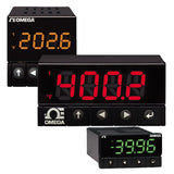 Omega PLATINUM™ Series Digital Panel Meters
