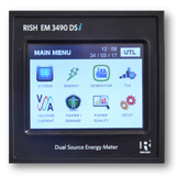 Rishabh Touch Screen Energy Meter - EM3490DSi