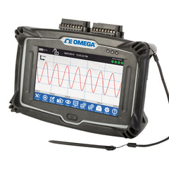 Omega 8 Channel Universal Input Touch Screen Data Logger