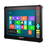 "Arbor Gladius G0975M 9.7"" Intel® Celeron® N2930 Industrial Rugged Tablet PC"
