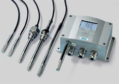 VAISALA HMT330 Series Humidity and Temperature Transmitters for Demanding Humidity Measurement