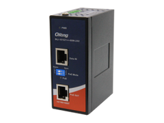 ORing Industrial 1-port Gigabit High Power PoE++ Injector (INJ-101GT++-60W-24)