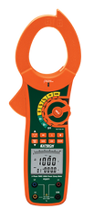 Extech PQ2071: 1-/3-Phase 1000A True RMS AC Power Clamp Meter