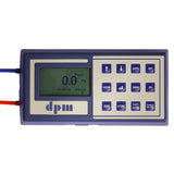 DPM TT 550 Micromanometer 0.01 Pascal Resolution