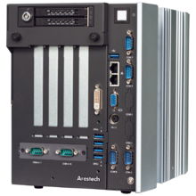 Arestech BPC-7470 High Performance Expandable Embedded Box PC with 7th/ 6th Gen Intel® Xeon & Core TM i Processor