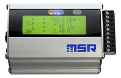 MSR255 Data Logger Robust multi-talent with LCD screen
