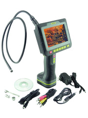 "General Tools DCS500 Wireless Recording Video Borescope with 5"" Screen"