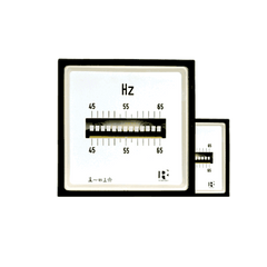 Rishabh Vibrating Reed frequency meter (FQ)