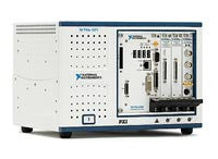 NI PXIe-1071 4-Slot 3U PXI Express Chassis - 3 GB/s