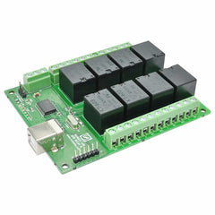 Numato 8 Channel USB Relay Module