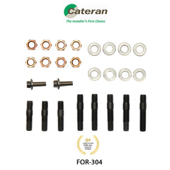 FORD COURIER 2.5L - 98/06 FASTENER KIT