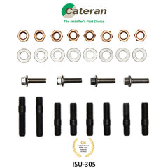 HOLDEN RODEO 3.0L - 07/12 FASTENER KIT