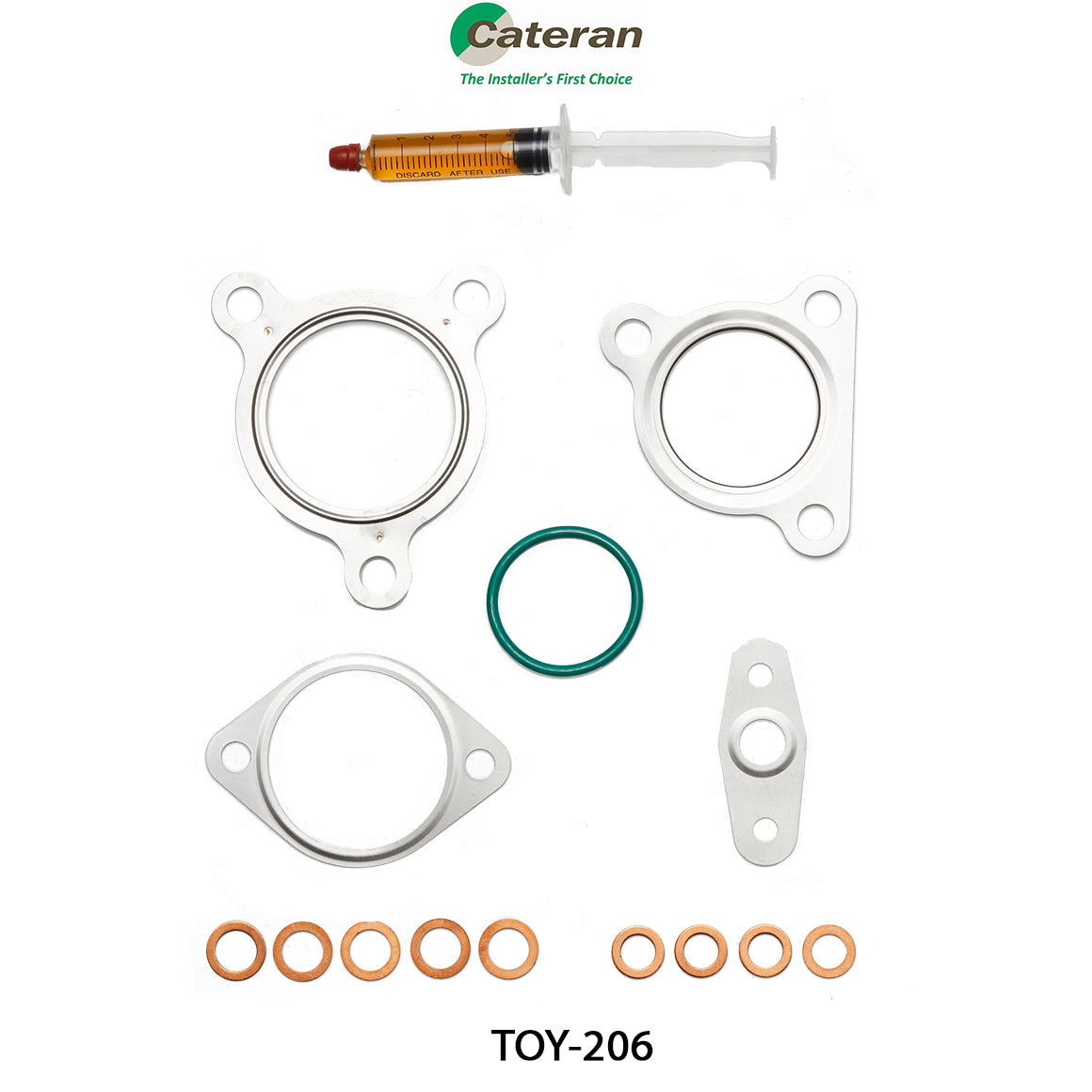TOYOTA LAND CRUISER 200 LHS - 08/15 GASKET KIT