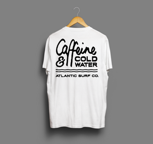 Caffeine & Coldwater #2 Mens Tee